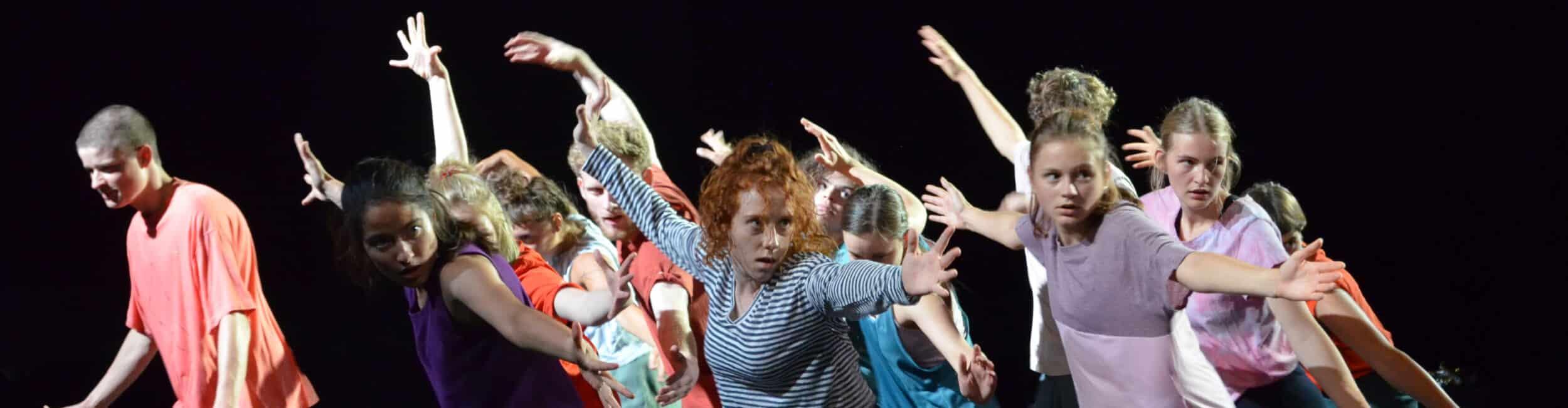Bundestreffen Jugendclubs an Theatern