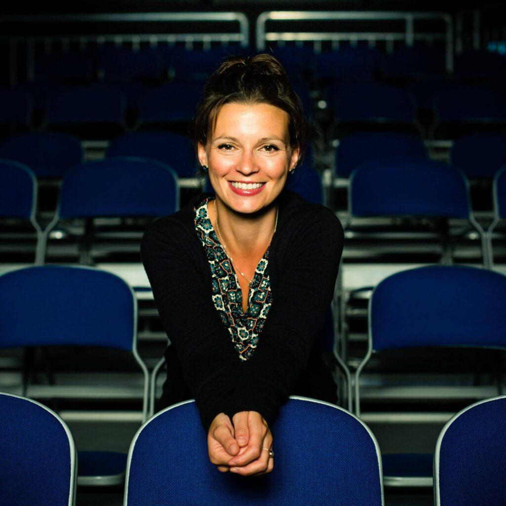 Maria Schneider (Jurorin, Foto Clemens Schiesko)