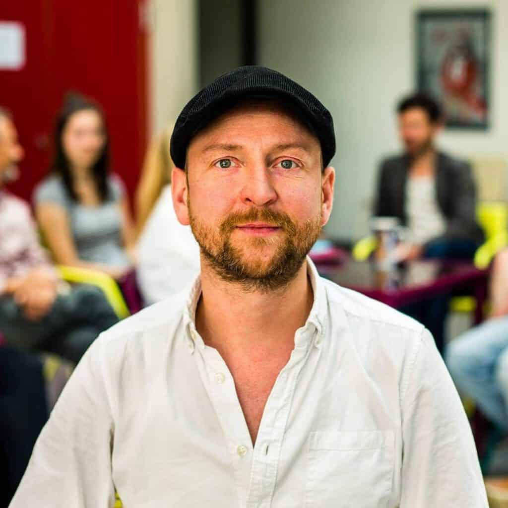 Mattias Heine (Juror, Foto Clemens Schiesko)